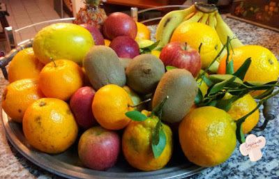 A importância das frutas na alimentação