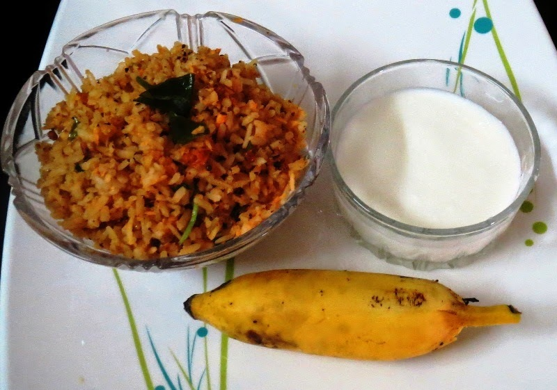 Sasive Awalakki ( Spicy Beaten Rice)