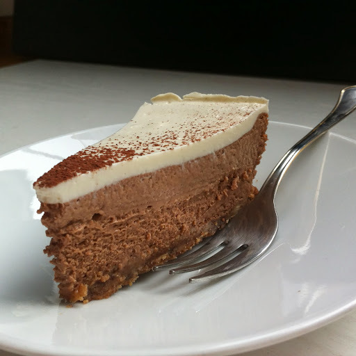 Cheesecake sa čokoladom