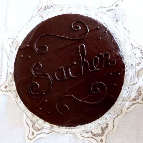 mes de clásicos 2 | torta sacher | daring bakers octubre 2014