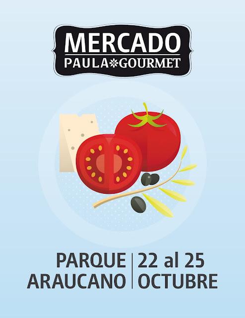 Se viene lo mejor! Mercado Paula Gourmet 2015!