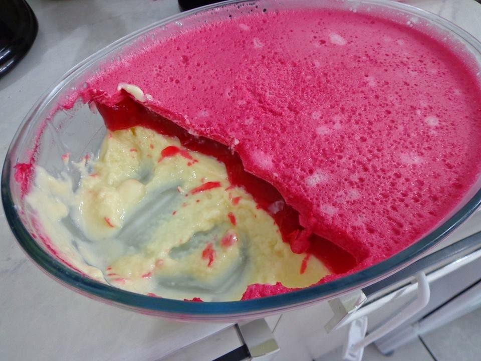 Receita de Creme de Leite condensado com Gelatina