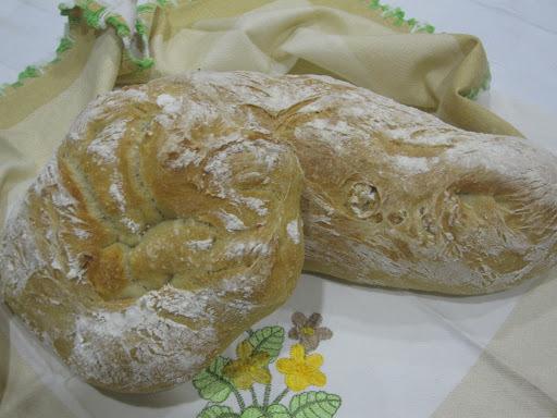 pão caseiro com fermento royal sem ovo