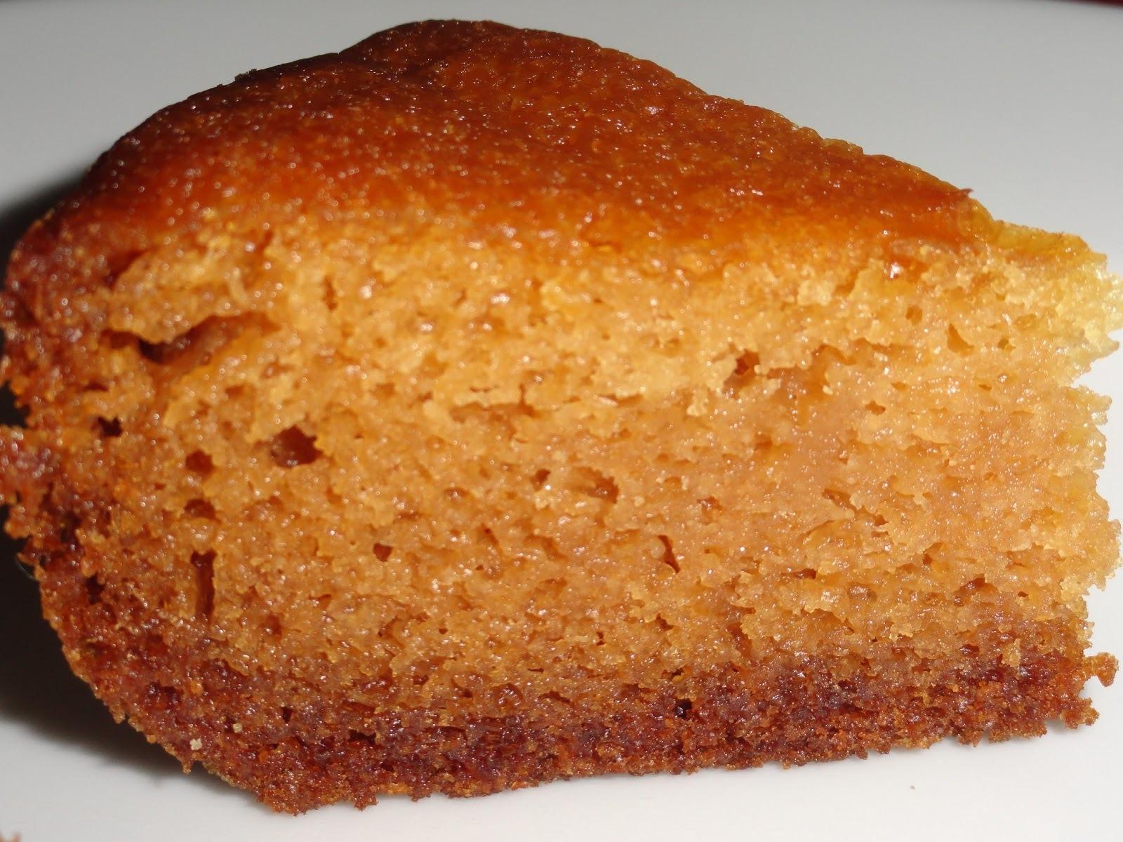 Pressure Cooker Eggless Butterless Vanilla Sponge Cake
