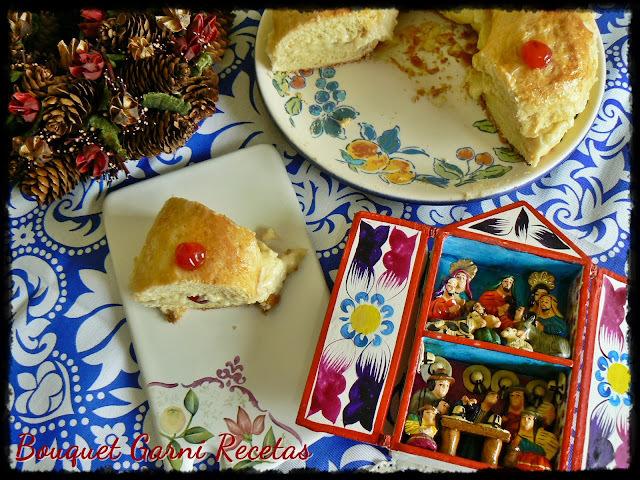 torta de higos en almibar