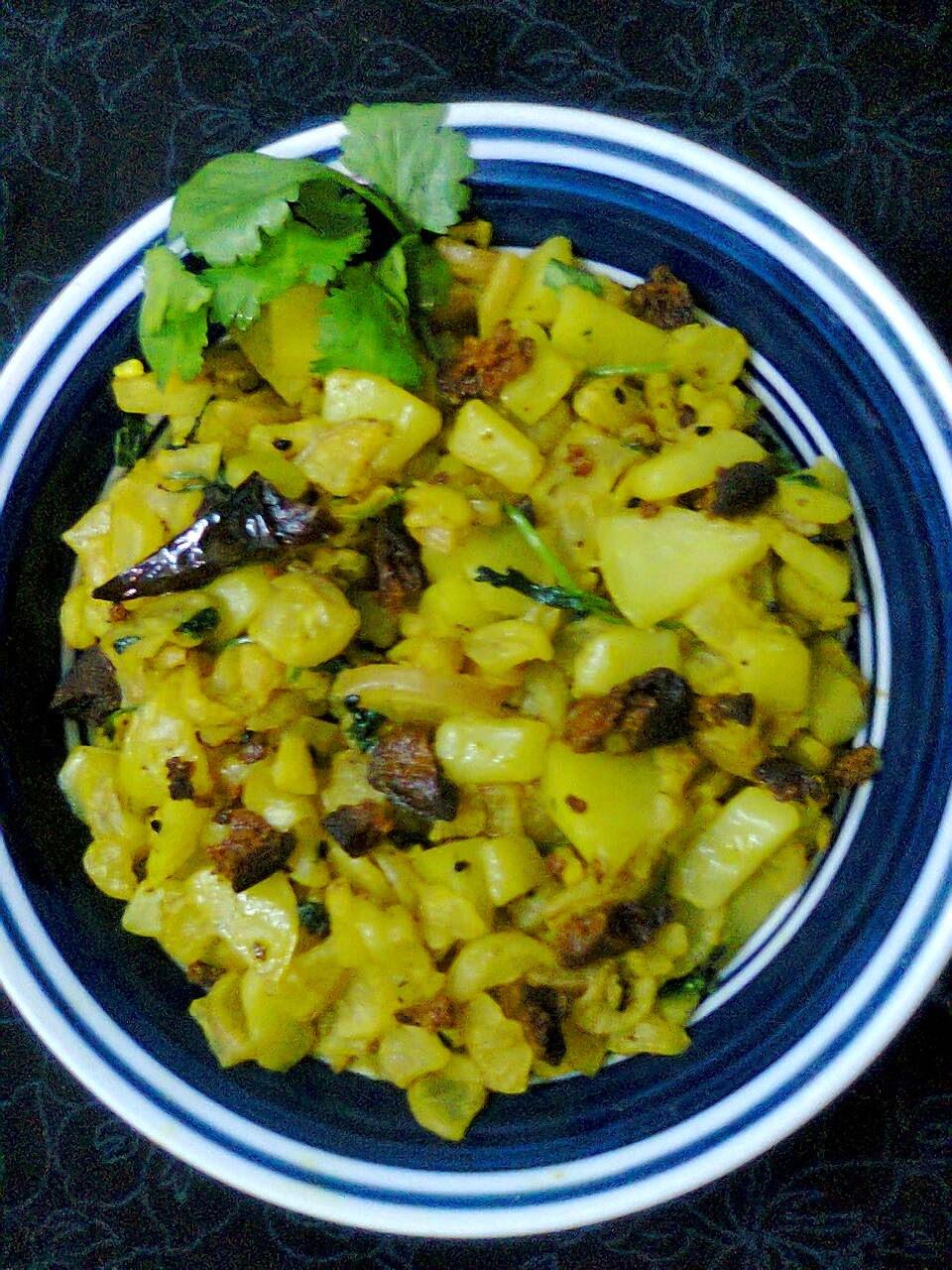 Delicious Radish Fry Recipe / Bengali Dish  -  Mulo Bhaja
