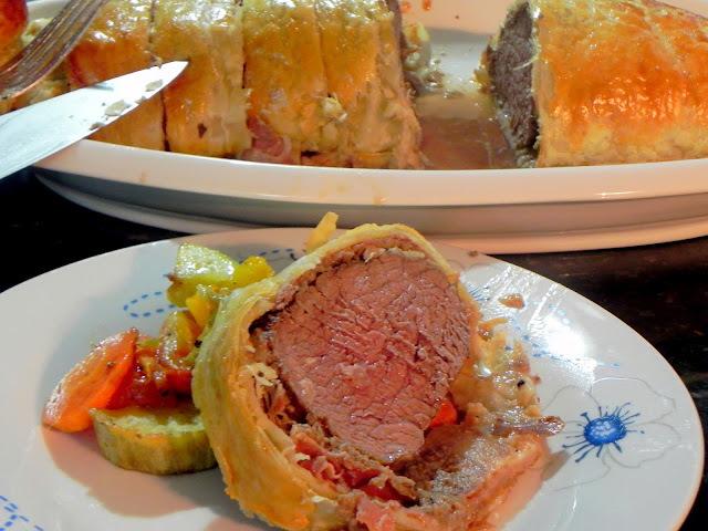 Filé Wellington ou Beef Wellington