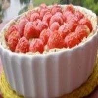 Torta de Frango e Tomate-Cereja