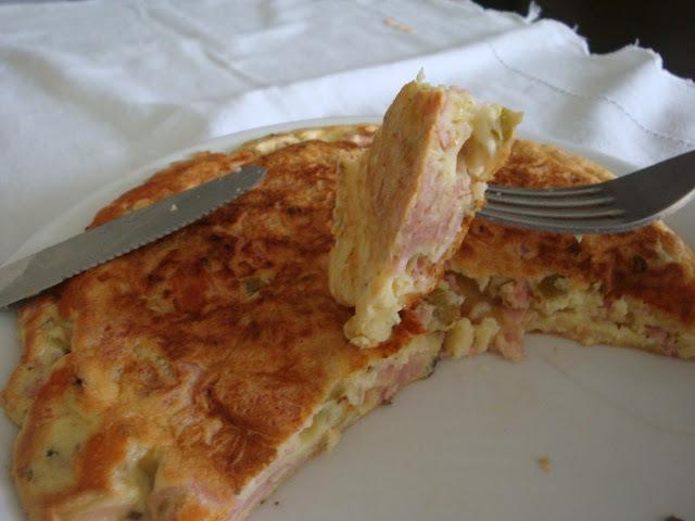Omelete Paulista