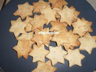 ஓமம் பிஸ்கட்/Sweet & Salt Ajwain(Omam) Biscuits