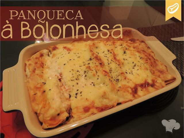 Panqueca à Bolonhesa