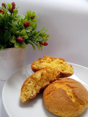 Broa Caseira do Vinícius, uma delícia que rende bastante e faz sucesso com a turma do cafezinho!
