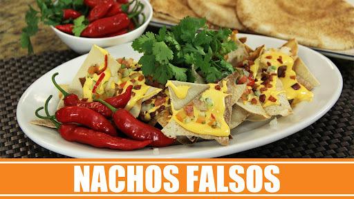 Receita de Nachos Falsos