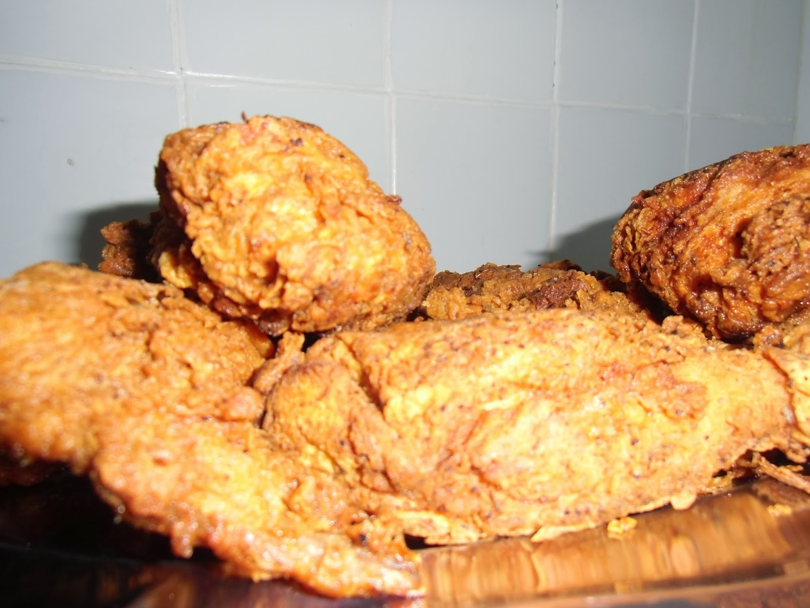 Pollo frito Kentucky (KFC)