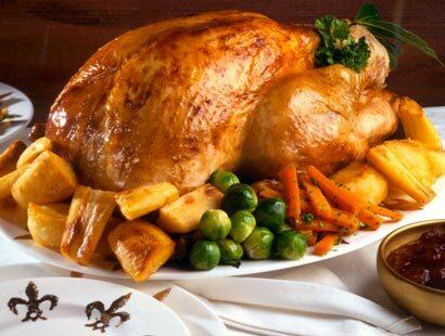 Γαλοπούλα Γεμιστή Της Βέφας Αλεξιάδου Stuffed Turkey Of Vefa Alexiadou