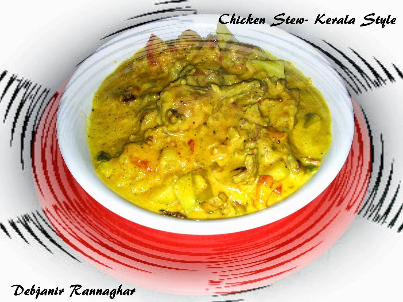 Chicken Stew- Kerala Style