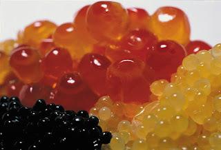 Como fazer caviar com ovas de peixe