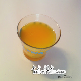jus d orange thermomix tm31
