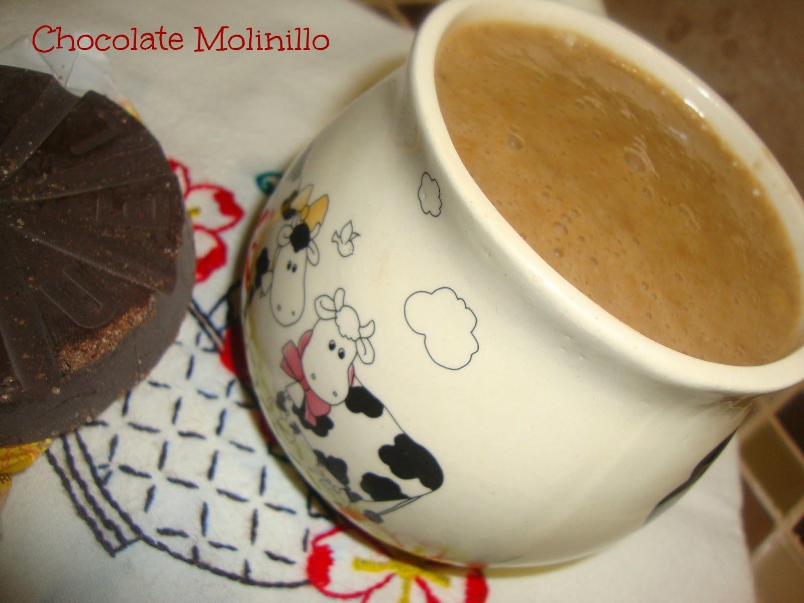 Champurrado (Atole de Masa de Maíz con Chocolate)
