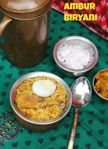 chettinad egg biryani