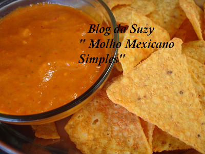 Molho Mexicano Simples (Fácil)