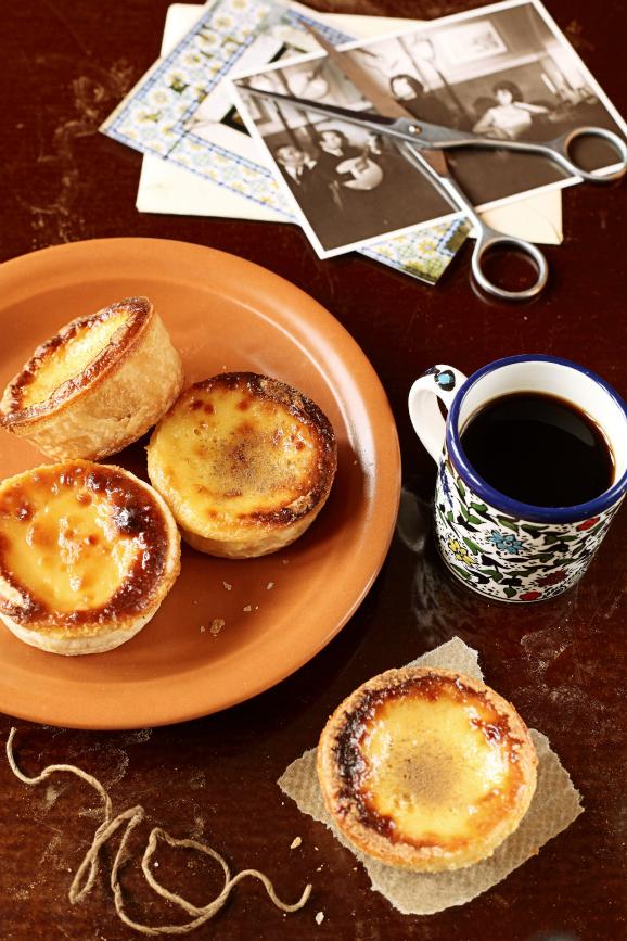 Португальские сливочные пирожные / Pastéis de nata