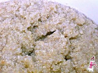 Hamburguesas de quinoa: el grano andino de los múltiples beneficios