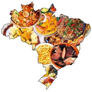 História da Gastronomia no Brasil por Mokrane Kahlal