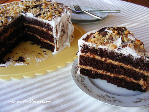 recheio de amendoim para bolo de aniversario