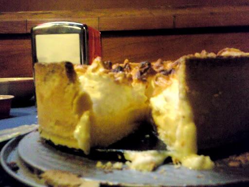 Tarta de limón y merengue, receta casera