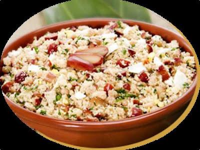 arroz para acompanhar churrasco