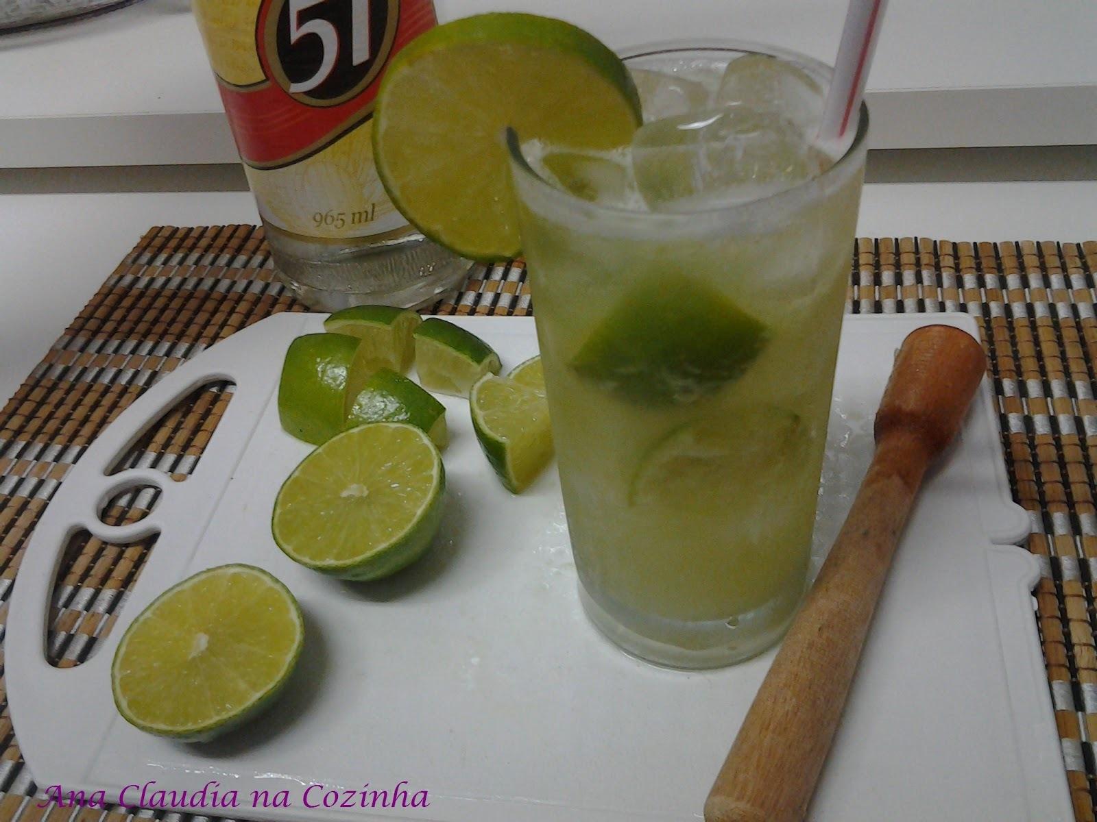 Caipirinha de limão by Junior