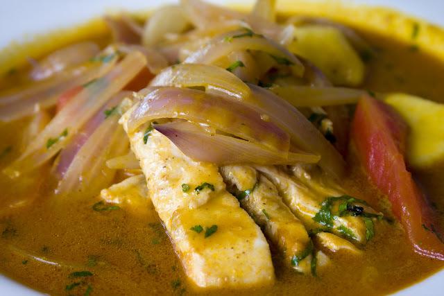 Cómo preparar Sudado de Pescado - Receta Peruana