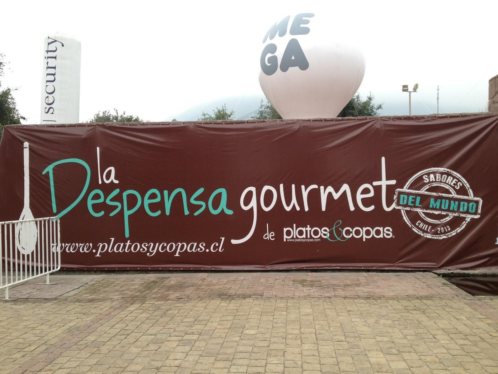 La despensa gourmet: Feria gastronomica