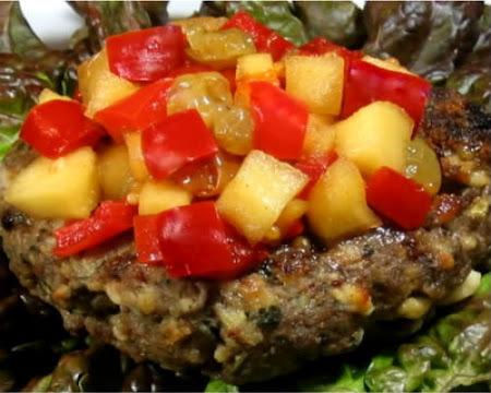 Relish It - My Recipe Rotation - Lamb and Feta Patties
