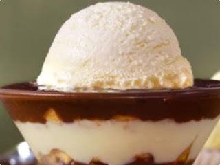 pave de sorvete de creme kibon