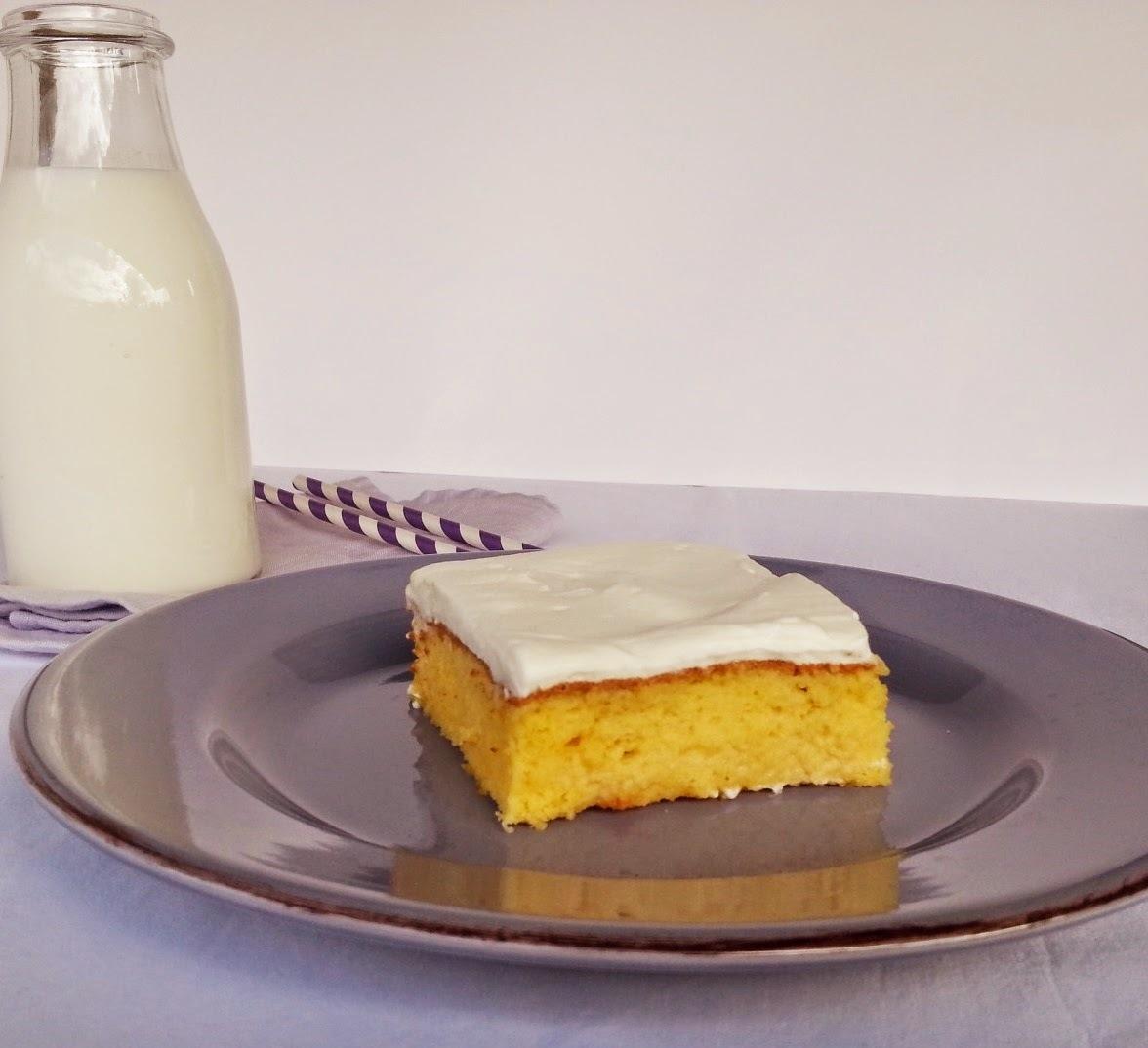 Κέικ Tres Leche