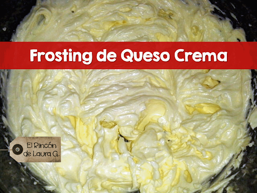 Frosting de Queso 2