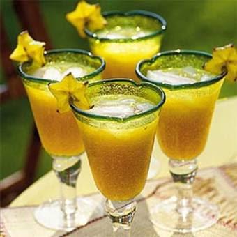 Recette Punch Cocktail classique des Antilles.