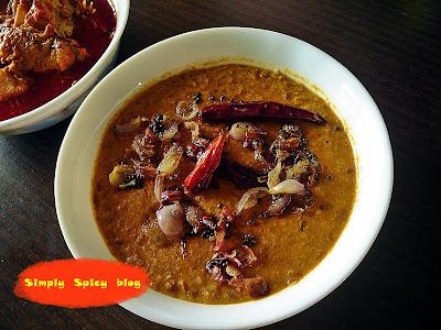 vanpayar curry kerala