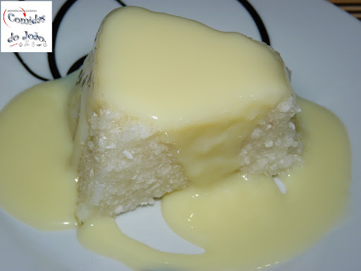 bolo de mandioca cremoso com fecula de mandioca