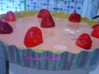Torta de Morangos Casadinha