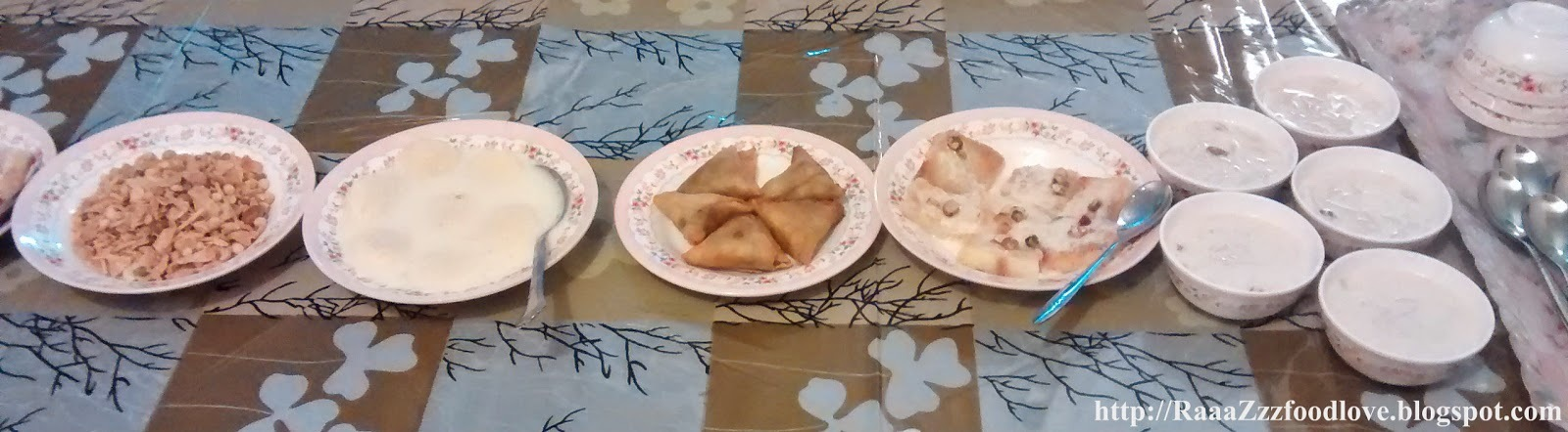 Sweet Eid celebration at my home