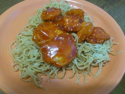 Štipľavé čínske kura