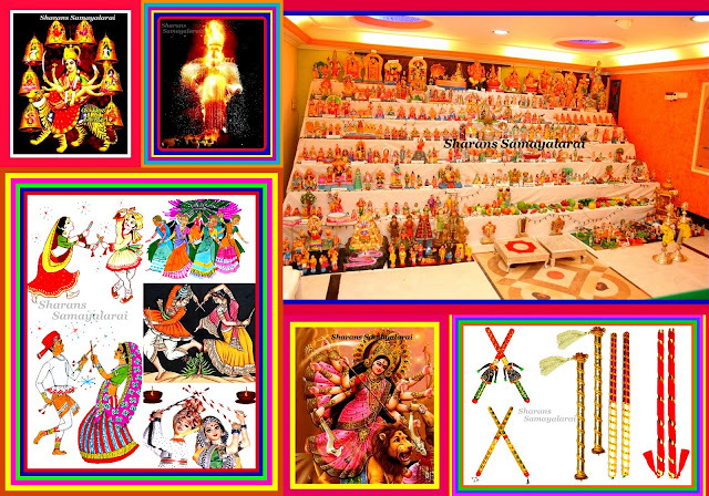 Navarathiri Festival Specialities