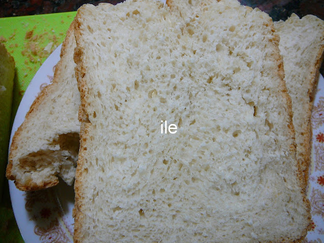 Pan de molde - 1 kg
