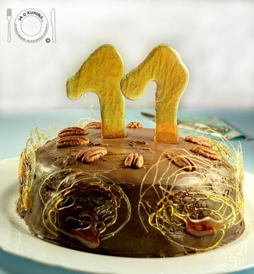 Godivina karamel torta u izmenjenom izdanju
