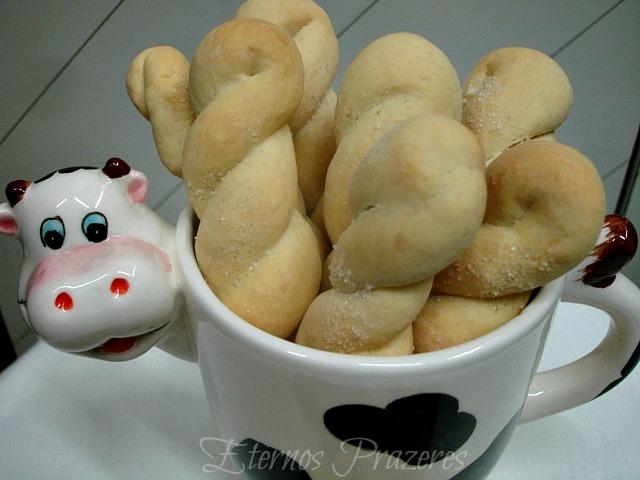 rosquinhas doce de padaria