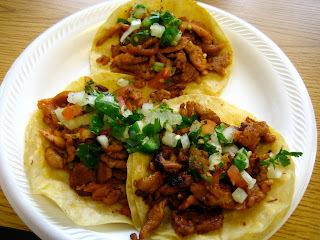 Como hacer Tacos Mexicanos en España