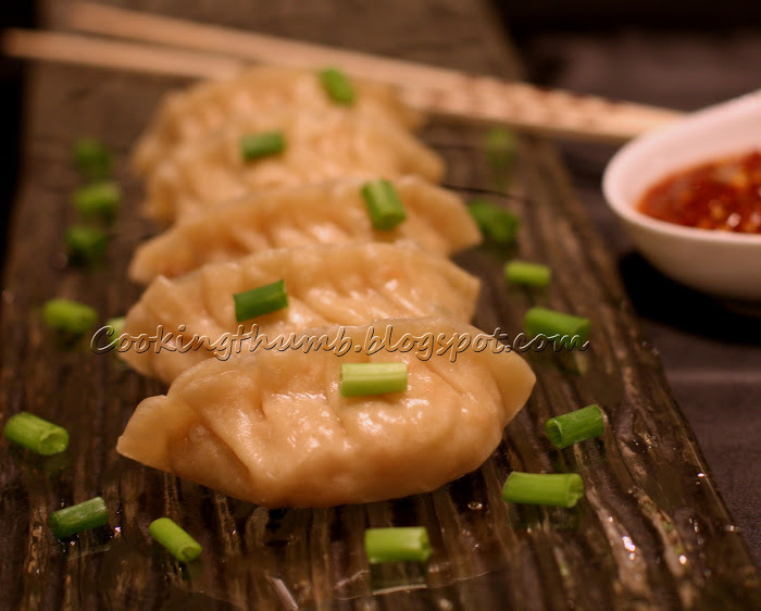 Vegetable Momos / Dumplings